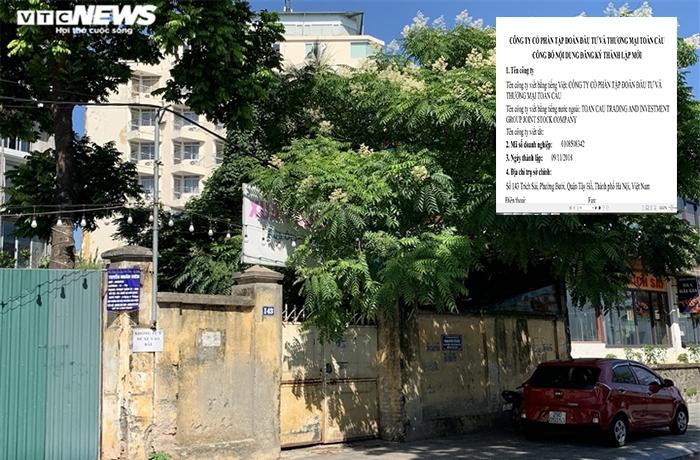 Ai đứng sau doanh nghiệp tăng vốn lên 128.000 tỷ đồng ở Hà Nội? - 1