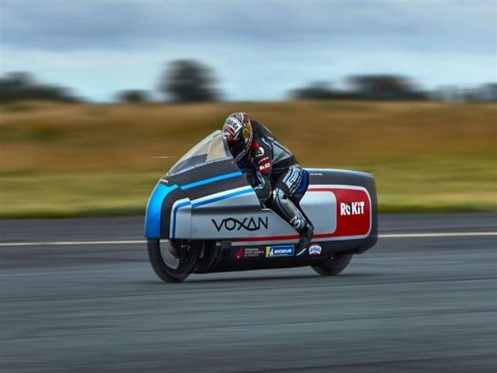 5 mô tô điện nhanh nhất thế giới - 1