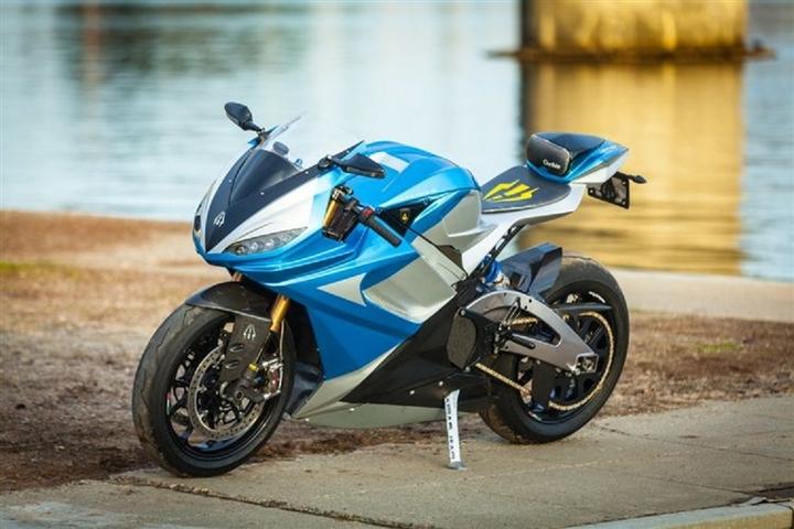 5 mô tô điện nhanh nhất thế giới - 2
