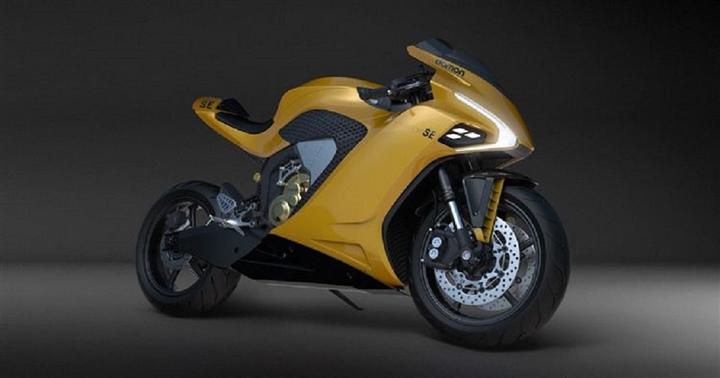 5 mô tô điện nhanh nhất thế giới - 3