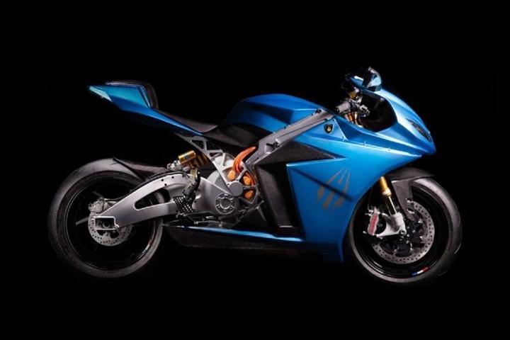 5 mô tô điện nhanh nhất thế giới - 4