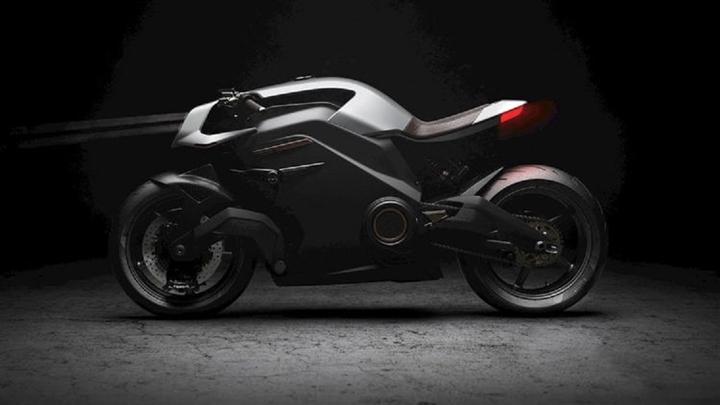 5 mô tô điện nhanh nhất thế giới - 5