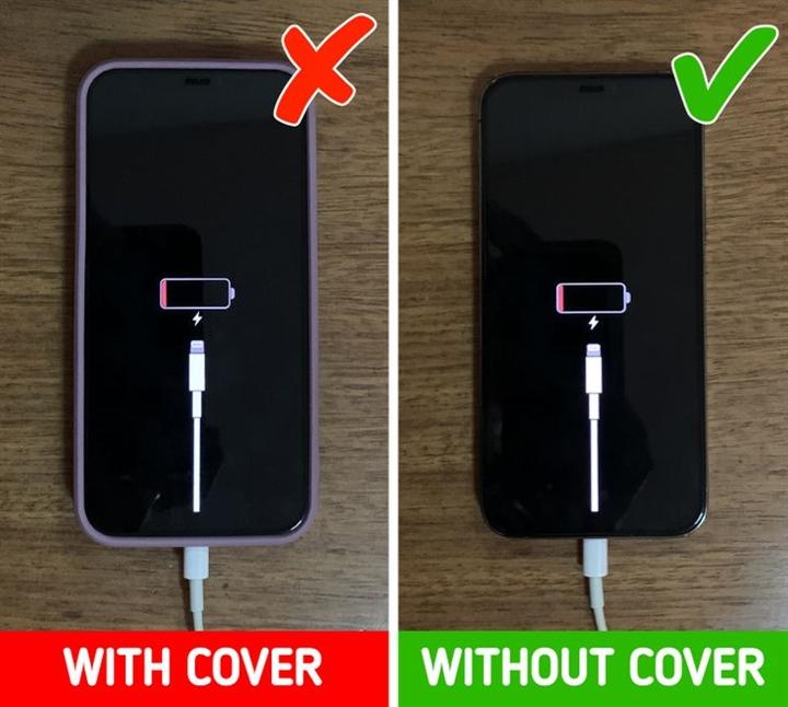 10 sai lầm khiến điện thoại nóng rẫy, vừa dễ hỏng vừa nguy hiểm - 5