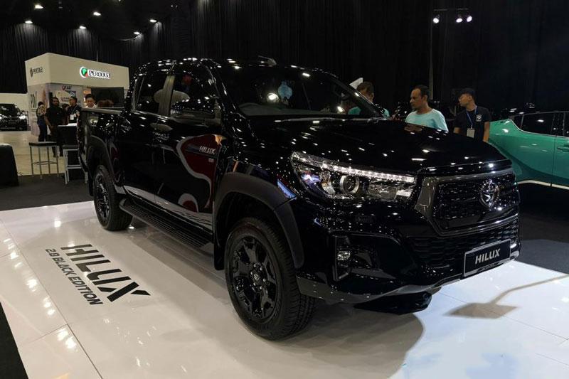 Toyota Hilux phien ban dac biet, gia gan 800 trieu dong hinh anh 1