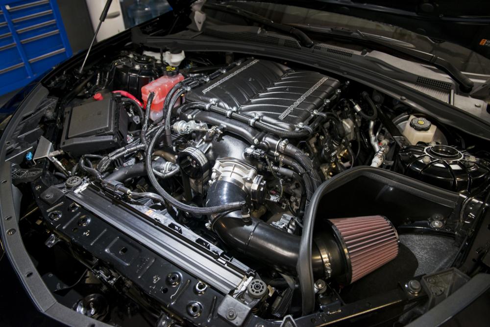 'Quai thu' Chevrolet Camaro ZL1 do manh 1.000 ma luc, gia gan 3 ty dong hinh anh 2