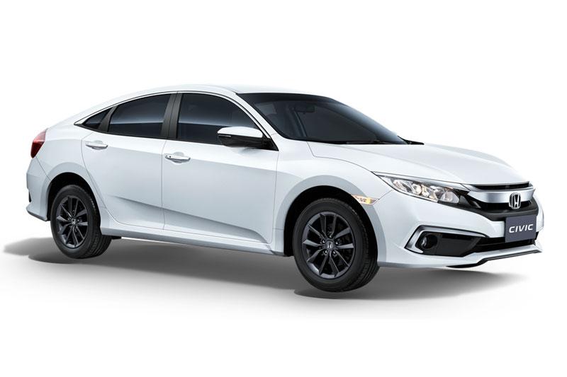Honda Civic tai Viet Nam chenh lech bao nhieu so voi Thai Lan? hinh anh 1