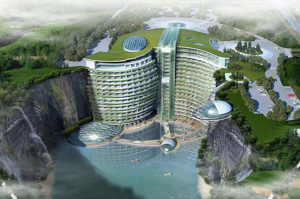 Những khách sạn siêu sang dưới lòng đất đốn tim du khách Khach_san1-1727113