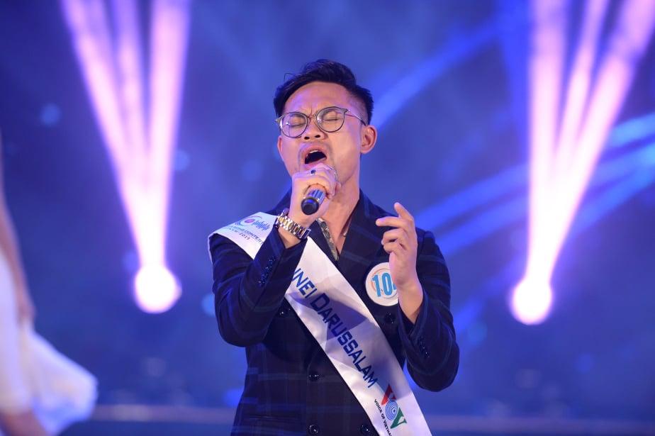 Thi sinh Malaysia gianh giai Nhat cuoc thi 'Tieng hat ASEAN+3' nam 2019 hinh anh 15