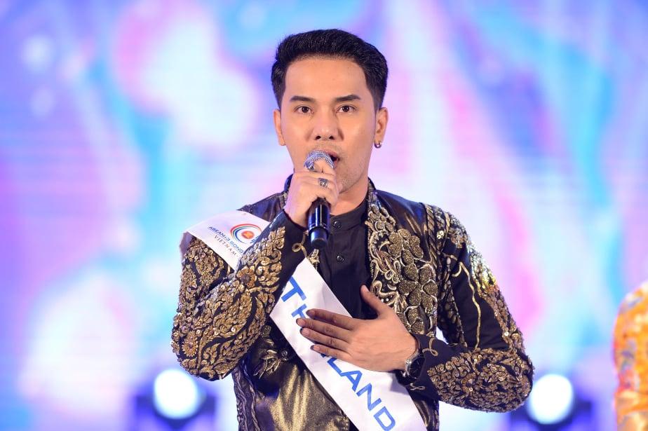 Thi sinh Malaysia gianh giai Nhat cuoc thi 'Tieng hat ASEAN+3' nam 2019 hinh anh 10