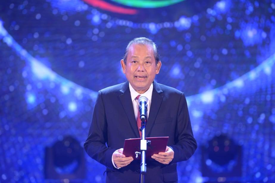 Thi sinh Malaysia gianh giai Nhat cuoc thi 'Tieng hat ASEAN+3' nam 2019 hinh anh 4