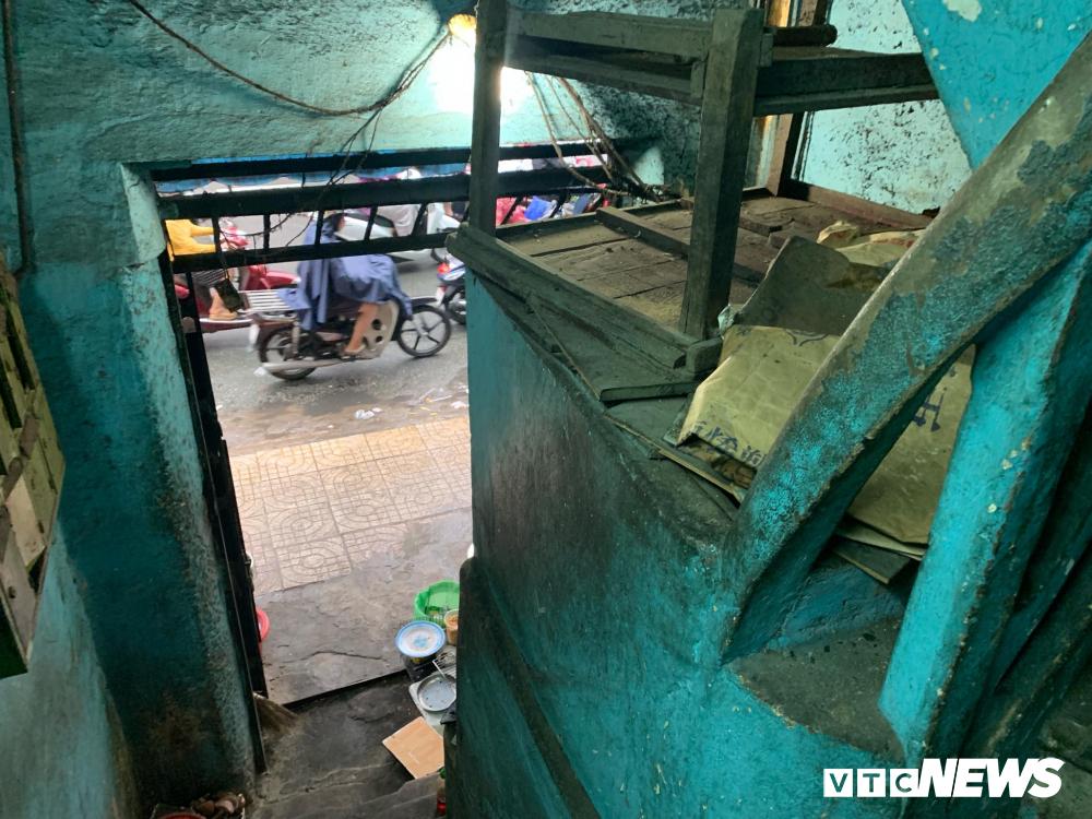 TP.HCM: Chung cu 440 Tran Hung Dao nut toac, sap sap nhung nguoi dan van than nhien sinh song hinh anh 4