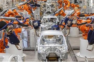 Bên trong nhà máy sản xuất xe hơi của BMW