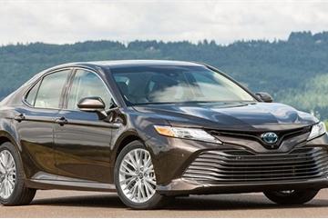 Top 10 sedan tốt nhất tại Mỹ năm 2019