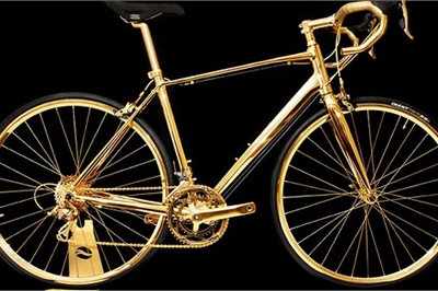 10 chiếc xe đạp đắt đỏ nhất hành tinh