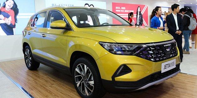 SUV chất Đức giá chỉ hơn 300 triệu đồng tại Trung Quốc