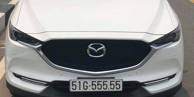 Những chiếc Mazda sở hữu biển số siêu đẹp gây sốt