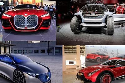 Ngắm xe hot, thiết kế lạ tại triển lãm ô tô Frankfurt 2019 đang diễn ra