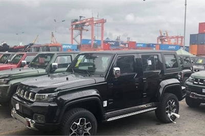 Ôtô Trung Quốc 'nhái' xe sang đổ bộ thị trường, dân Việt thờ ơ