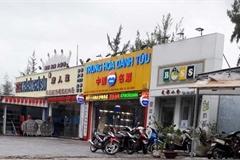 Cận cảnh 'phố người Hoa' sát Sân bay Nước Mặn Đà Nẵng