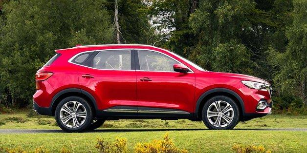 Chi tiết xe SUV động cơ tăng áp, giá hơn 800 triệu