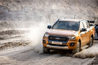 3.200 xe Ford Ranger bị lỗi túi khí phải triệu hồi ở Việt Nam