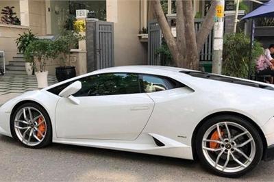 Lamborghini Huracan sau 3 năm sử dụng, bán lại 13 tỷ đồng