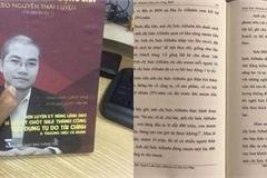 Cuốn sách Nguyễn Thái Luyện dạy nhân viên Alibaba 'bí kíp' lừa đảo: Nhà xuất bản nói gì?