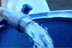 Từ tháng 11, TP.HCM tăng giá nước