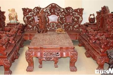 Thảm cảnh đồ gỗ Đồng Kỵ nổi tiếng dù giảm giá 'sốc' vẫn nằm 'đắp chiếu'