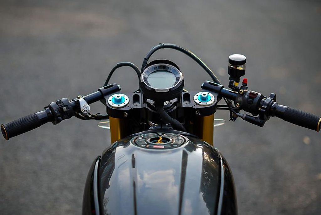 Cận cảnh Ducati Scrambler độ cafe racer ấn tượng từ Đồng Nai, đẹp từ kiểu dáng tới hiệu năng ảnh 9
