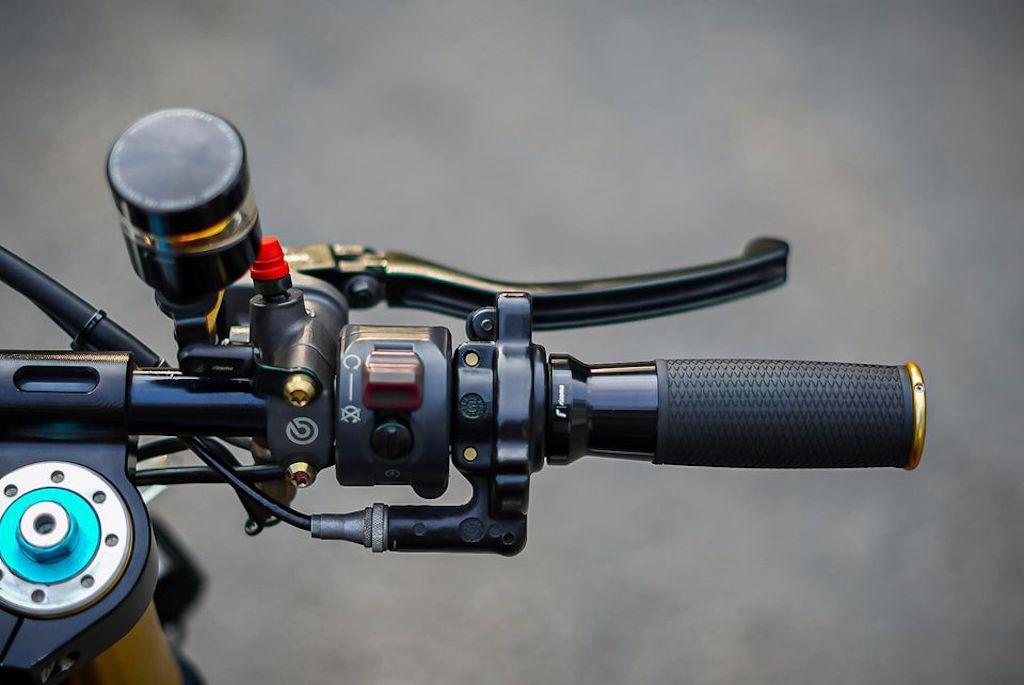 Cận cảnh Ducati Scrambler độ cafe racer ấn tượng từ Đồng Nai, đẹp từ kiểu dáng tới hiệu năng ảnh 10