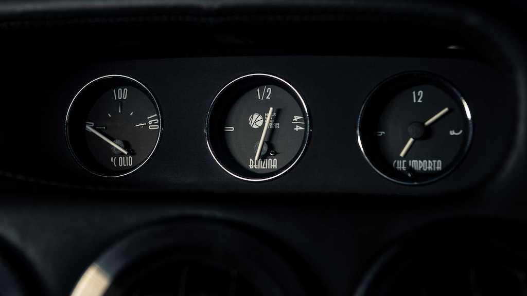 """Sau gần 60 năm, chiếc Ferrari """"hàng thửa"""" quái dị này mới có hậu duệ đích thực ảnh 12"""