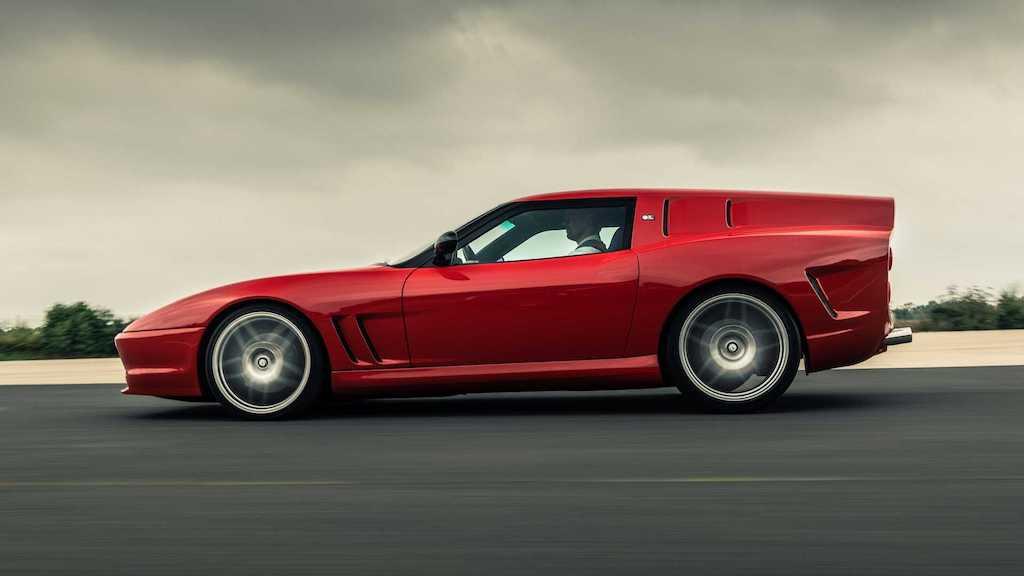 """Sau gần 60 năm, chiếc Ferrari """"hàng thửa"""" quái dị này mới có hậu duệ đích thực ảnh 18"""