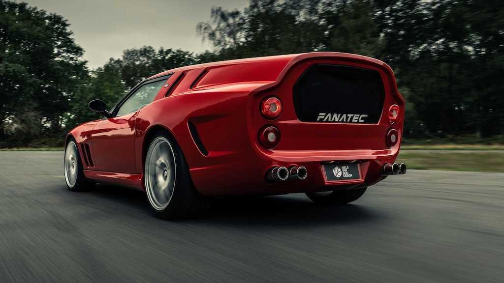 """Sau gần 60 năm, chiếc Ferrari """"hàng thửa"""" quái dị này mới có hậu duệ đích thực ảnh 19"""