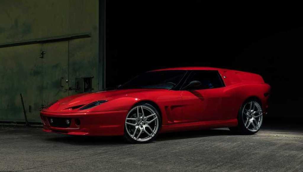 """Sau gần 60 năm, chiếc Ferrari """"hàng thửa"""" quái dị này mới có hậu duệ đích thực ảnh 2"""