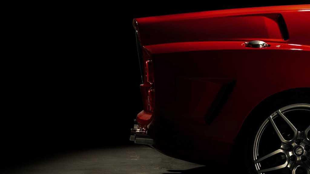 """Sau gần 60 năm, chiếc Ferrari """"hàng thửa"""" quái dị này mới có hậu duệ đích thực ảnh 8"""