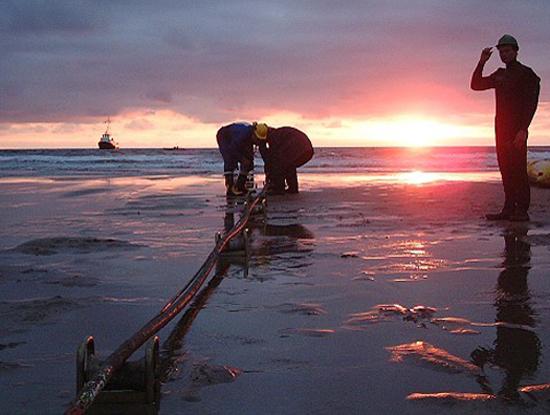 Cáp quang biển Liên Á lại chưa xác định thời điểm khôi phục hoàn toàn