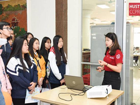 ĐH Bách khoa Hà Nội mời học sinh trải nghiệm 1 ngày làm sinh viên vào các Chủ nhật   ĐH Bách khoa Hà Nội mời học sinh trải nghiệm môi trường đại học từ nay đến tháng 5/2019