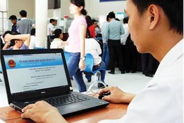 VECOM: Tỷ lệ doanh nghiệp sử dụng dịch vụ công trực tuyến năm 2018 tăng nhẹ, đạt 75%