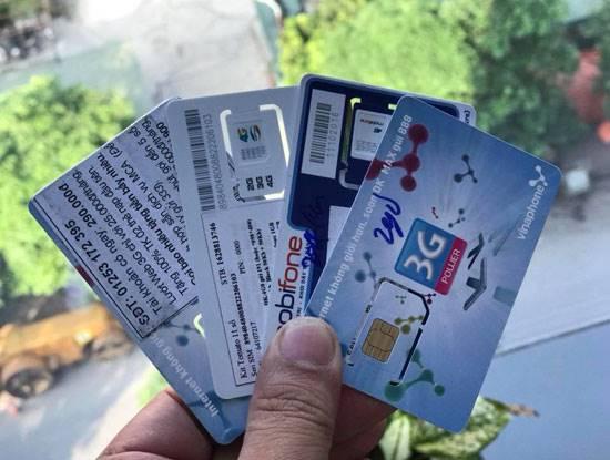 """Bộ trưởng Nguyễn Mạnh Hùng: """"Phải có giải pháp giải quyết dứt điểm tình trạng SIM rác trong tháng 3/2019"""""""