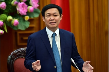 Phó Thủ tướng Vương Đình Huệ chỉ đạo Bộ Y tế tiếp tục sắp xếp các đơn vị sự nghiệp công lập trực thuộc Bộ