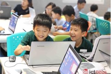"""UNESCO: """"Việt Nam học lập trình nhiều, nhưng tỉ lệ học sinh biết tự tạo website, làm ứng dụng lại thấp"""""""