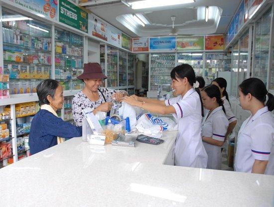 Cục Quản lý Dược: Các cơ sở bán lẻ thuốc có quyền lựa chọn doanh nghiệp cung cấp phần mềm