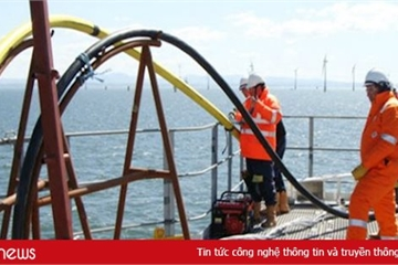 Ba ngày nữa tuyến cáp quang biển AAG được sửa xong