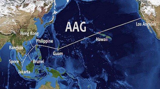 Cáp quang biển AAG bắt đầu được sửa từ ngày 28/5 | Hơn 10 ngày nữa tuyến cáp quang biển AAG được sửa xong