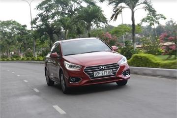 Hyundai Accent có giá bao nhiêu tại đại lý?
