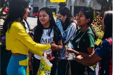 Mạng di động của Viettel tại Peru được bình chọn là nhà mạng được yêu thích nhất