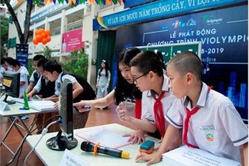Mở vòng cấp tỉnh, thành phố cuộc thi giải Toán, Vật lí qua Internet năm học 2018-2019 từ 21/2