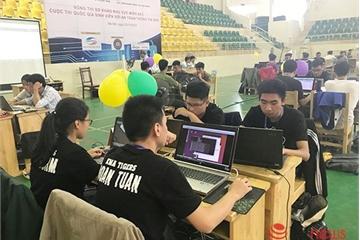 """72 đội sắp tranh tài tại vòng sơ khảo """"Sinh viên với An toàn thông tin ASEAN 2019"""""""