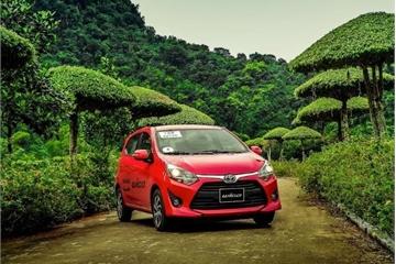 Doanh số bán Toyota Wigo giảm một nửa, Hyundai Grand i10 lại về ngôi đầu bảng
